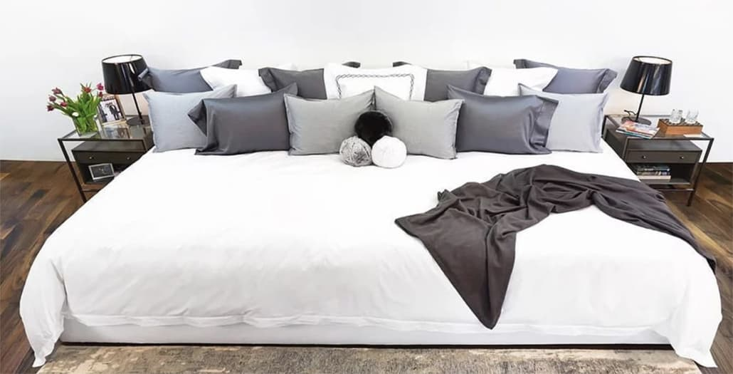 Who Invented The Bed >> Alaskan King Bed Natural Form The Leader In Oversized Beds